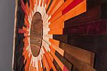 Дизайнерські панно з дерева Сонце, фото 3