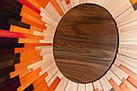 Дизайнерські панно з дерева Сонце, фото 6