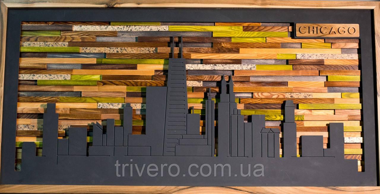 Панно на стіну Chicago