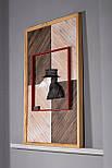 Дизайнерские панно из дерева COVID 19, фото 7