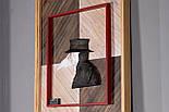 Дизайнерские панно из дерева COVID 19, фото 9