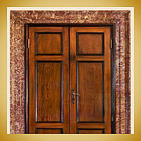 Как облагородить дверной проём?⠀