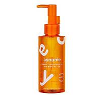 Гидрофильное масло-пенка для демакияжа Ayoume Bubble Cleanser Mix Oul, 150 ml