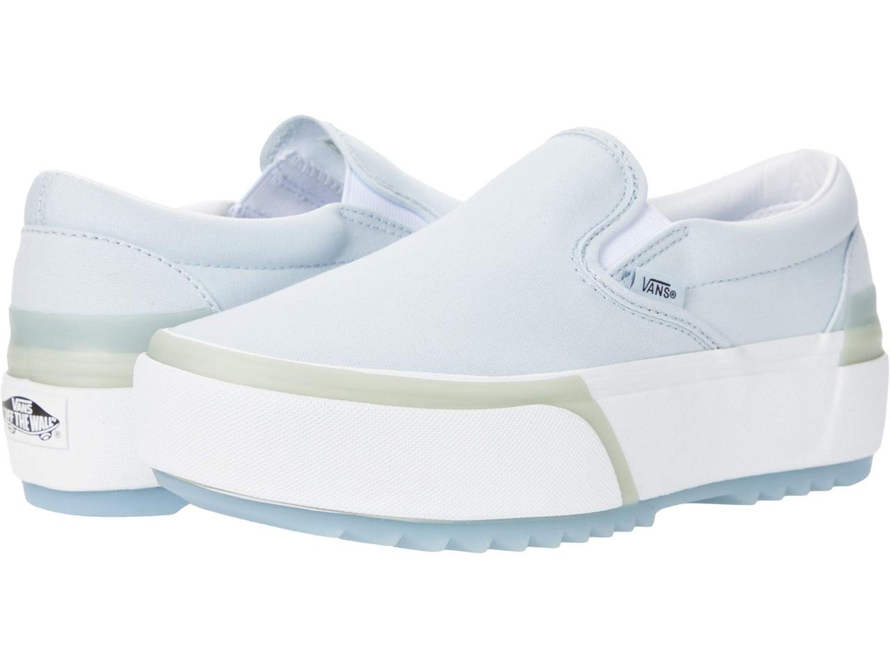 Кроссовки/Кеды (Оригинал) Vans Classic Slip-On™ Stacked (Pastel) Ballad Blue/True White