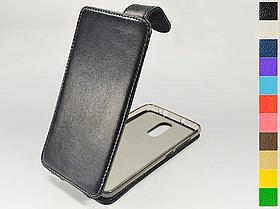 Откидной чехол из натуральной кожи для Xiaomi Redmi Note 3 / Redmi Note 3 Pro
