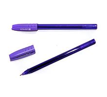 Ручка масляна Hiper Accord HO-500 фіолетова 0.7 мм