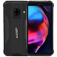 Защищенный смартфон Blackview BV5100 (black) - 4/128ГБ - IP69K оригинал - гарантия!
