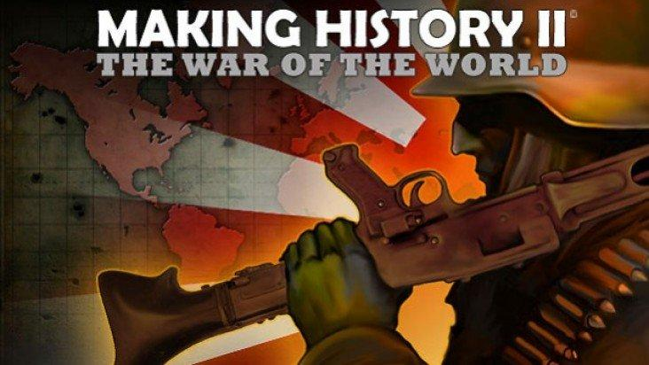 Making History II: The War of the World! ключ активации ПК