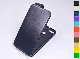 Откидной чехол из натуральной кожи для Xiaomi Mi5X / Mi A1