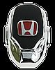 Ароматизатор для автомобиля с логотипом  HONDA (Крепление на решетку, парфюмерная отдушка 5мл, салфетка,, фото 2