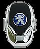 Ароматизатор для автомобиля с логотипом  PEUGEOT (Крепление на решетку, парфюмерная отдушка 5мл, салфетка,, фото 2