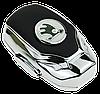 Ароматизатор PREMIUM с логотипом SKODA (Крепление  на решетку, парфюмерная отдушка 5мл, салфетка, подарочная, фото 3