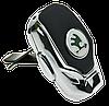 Ароматизатор PREMIUM с логотипом SKODA (Крепление  на решетку, парфюмерная отдушка 5мл, салфетка, подарочная, фото 4