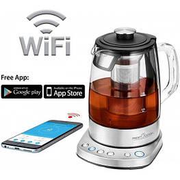 Электрический чайник-заварник Profi Cook PC-WKS 1167 2200 Вт поддержка температуры 45-100 °C