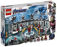 Lego Super Heroes Лаборатория Железного Человека 76125, фото 1