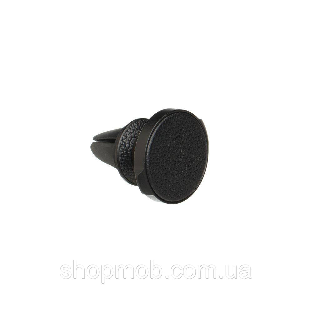 Автодержатель Baseus Magnetic Small Ears Series Suction Bracket SUER-E Цвет Чёрный, 01