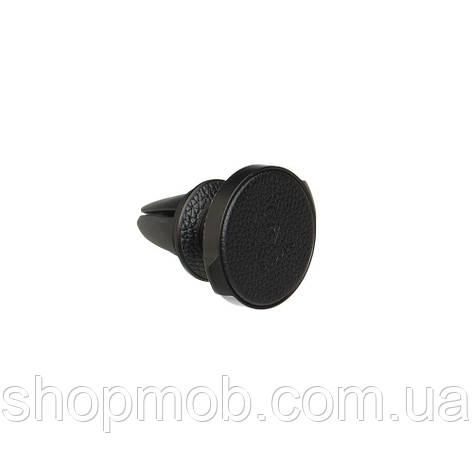 Автодержатель Baseus Magnetic Small Ears Series Suction Bracket SUER-E Цвет Чёрный, 01, фото 2