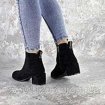 Ботильоны женские Fashion Tyrone 2414 36 размер 23,5 см Черный, фото 3