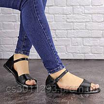 Женские босоножки Fashion Avalance 1597 36 размер 23,5 см Черный, фото 2