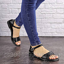 Женские босоножки Fashion Avalance 1597 36 размер 23,5 см Черный, фото 3