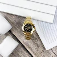 Стильные мужские механические часы Rolex Daytona с металлическим ремешком