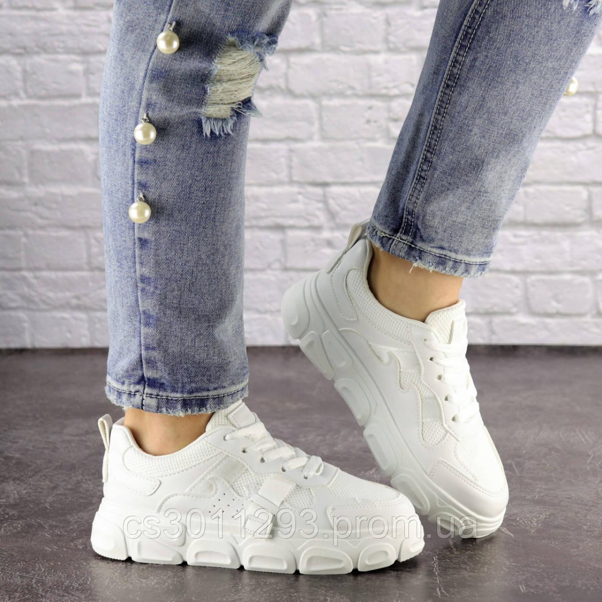 Женские кроссовки Fashion Ollie 1543 36 размер 22,5 см Белый