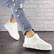 Женские кроссовки Fashion Ollie 1543 36 размер 22,5 см Белый, фото 2