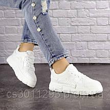 Женские кроссовки Fashion Ollie 1543 36 размер 22,5 см Белый, фото 3