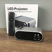 Портативный мини проектор YG320 для дома смартфона лед led проэктор карманный домашний домашнего кинотеатра