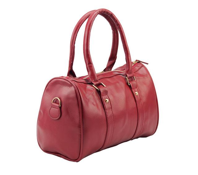 женская сумка Hot Cat | Red вид сбоку