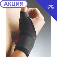 Бандаж на лучезапястный сустав неопреновый с фиксацией пальца  605 левый (Aurafix), фото 1