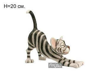 Оригинальная Фигура котик Sylvie 20 см - подарок, сувениры