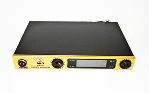 Караоке система AKG KM-388 база и 2 радиомикрофона (mt-440)