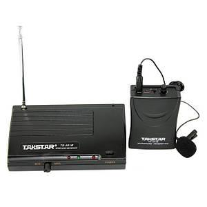 Профессиональный беспроводной микрофон Takstar TS-331B (mt-431)