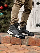 Мужские кроссовки Nike AIR JORDAN DUB ZERO  (копия)
