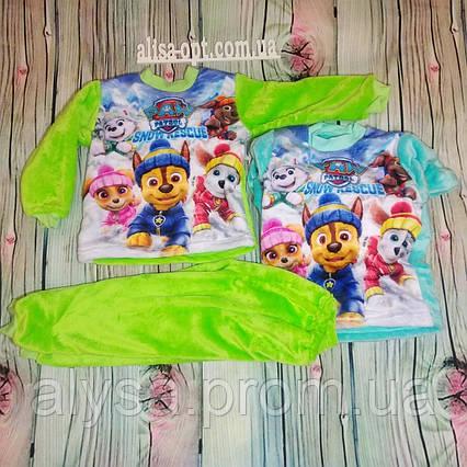 Детская пижама Бравл Старс махра