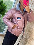 Куртка Женская Демисезонная короткая, фото 5