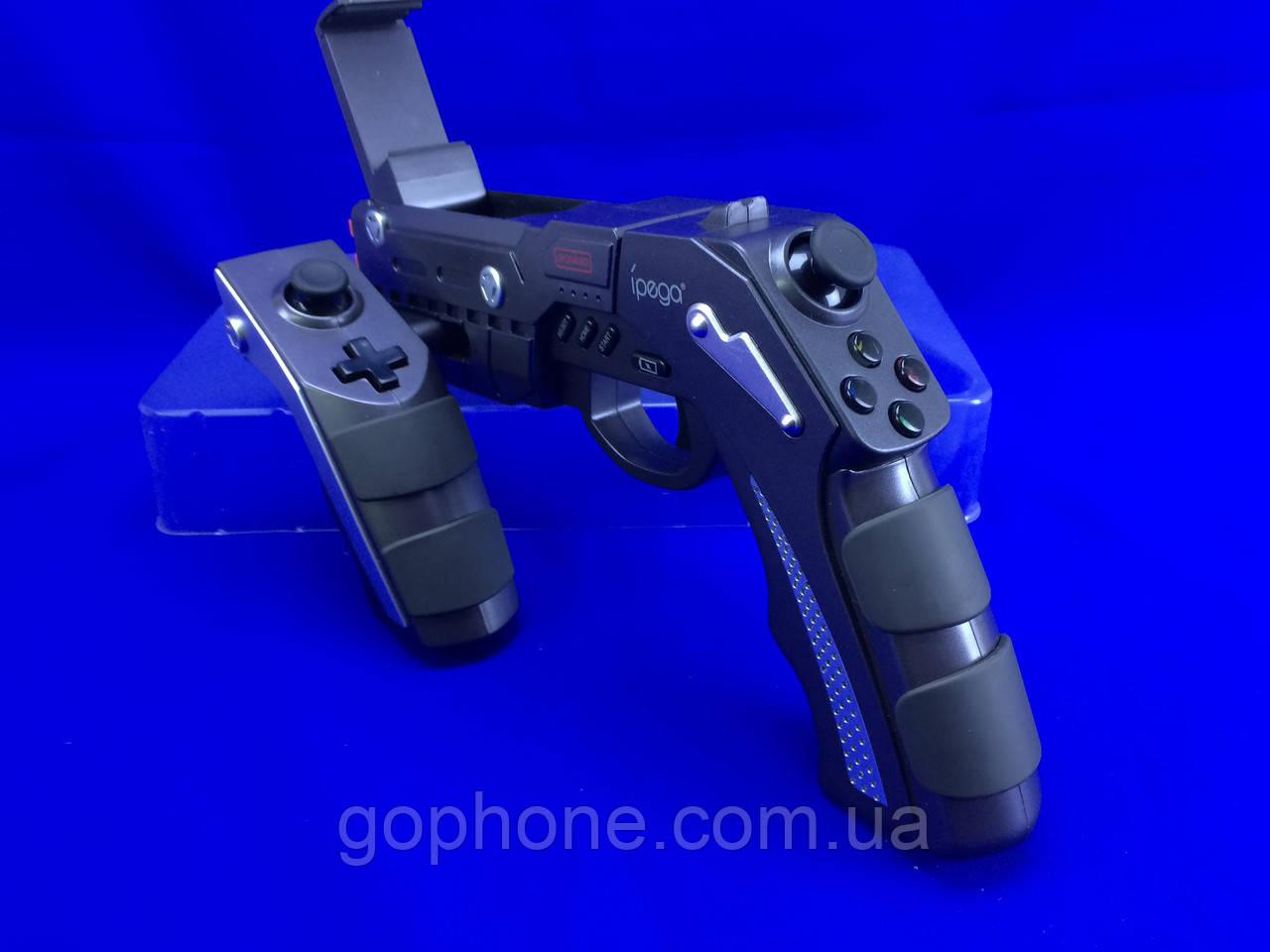 Беспроводной геймпад iPega PG-9057 Game Gun Bluetooth PC