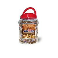 Конфеты без сахара  NUTS BAR  MINI, 0,810 гр