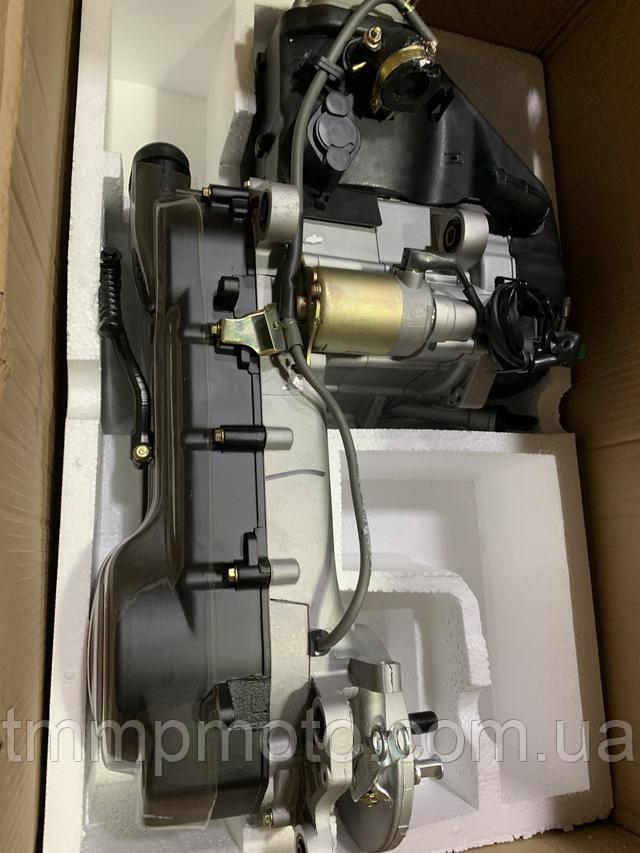 Двигатель Yaben GY6 150 157QMJ (13 колесо) под один амортизатор