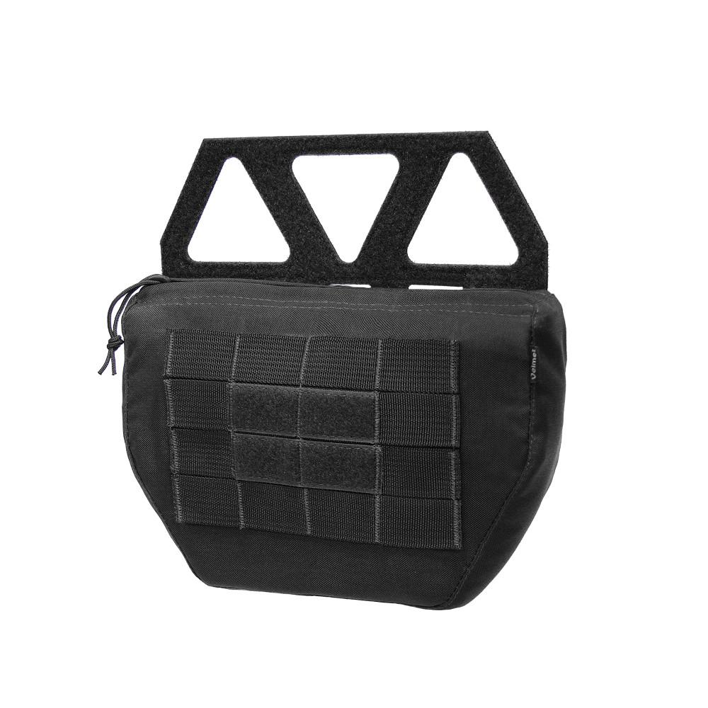 Сумка додаткова напашна для Plate Carrier PCP-M G2 Black