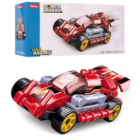 "Конструктор SLUBAN M38-B0801A ""Power bricks"", 48 дет., фото 2"