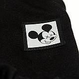Спортвные штаны детские Микки, SmileTime Cool Mickey, черные, фото 3
