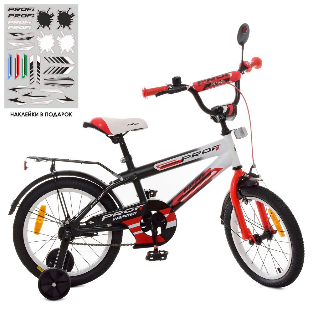 Велосипед дитячий PROF1 16д. SY1655 Inspirer