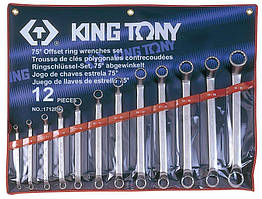 Набор ключей накидных 12шт. (6-32мм)