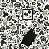 Реглан детский Микки р.98,104,110,116,122 SmileTime Cool Mickey, серый, фото 5