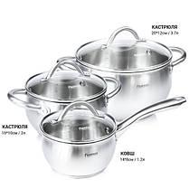 Набор посуды Fissman Nancy 5830, фото 3