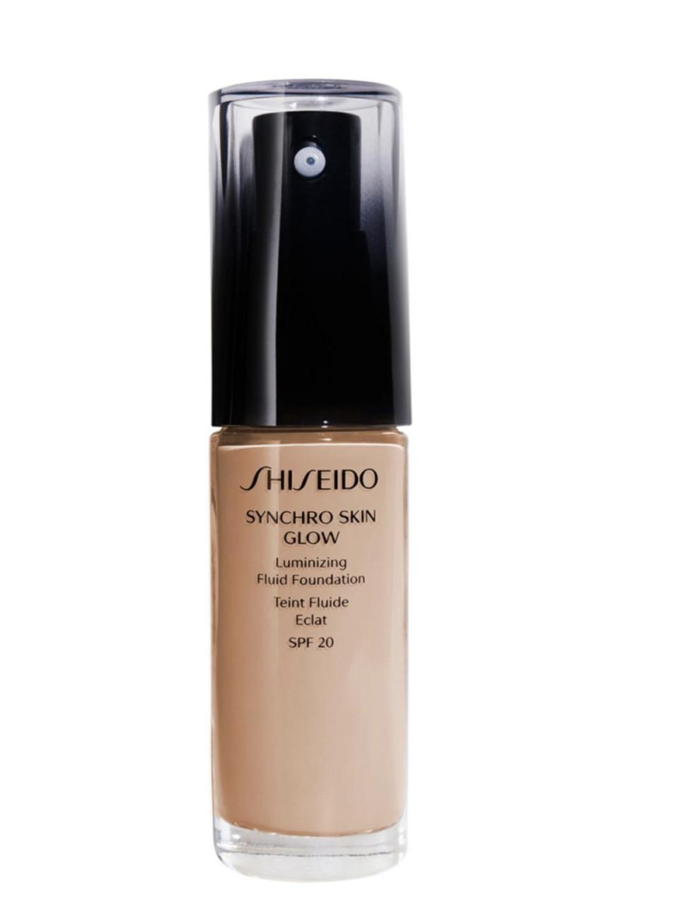 Тональная основа Shiseido Synchro Skin Glow Luminizing Fluid Foundation SPF 20 - N2 Neutral