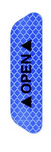 Отражатель Open для открытой двери на клеевой основе (hub_LnQc96412)