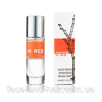 Armand Basi In Red - Tube Aroma 40ml